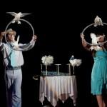 голубей на свадьбу, голуби на свадьбу