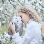 Аренда полярной совы для съемки