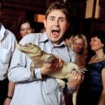 Дрессированные животные на праздник, Москва и МО, крокодилы, крокодил, аллигатор, аллигаторы