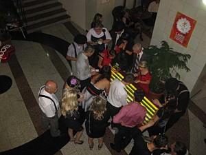 Тараканьи бега в Москве
