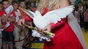 Белых голубей заказать в Москве