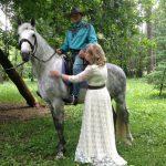 Аренда лошади на праздник