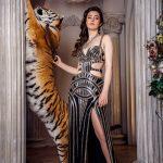 Аренда тигра для фотосессии в Москве