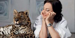 Аренда леопарда для фотосъемок