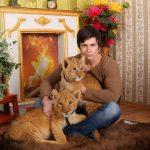 Львенок для фотосессии