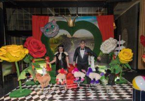 Шоу 5 цветных пуделей на детский праздник