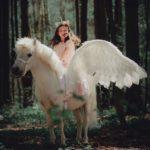 Аренда пони с крыльями единорог